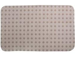 Covoras pentru baie 45X75cm Camberra bej, microfibra