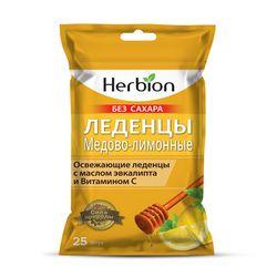 Herbion Леденцы Медово-лимонные