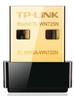 купить Wi-Fi адаптер TP-Link TL-WN725N в Кишинёве