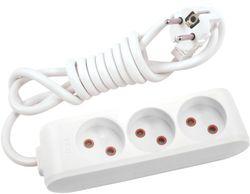 купить Удлинитель электрический Viko 112303 Multi-Let 3 гнезда б/з 3м (16A) в Кишинёве