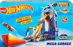 Мегагараж для машинок Hot Wheels, код FTB68
