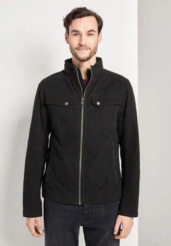 Куртка TOM TAILOR Чёрный