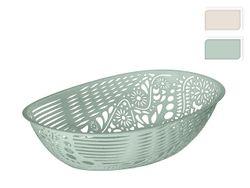 Cos pentru pesmeti oval Phibo 20X27X9cm