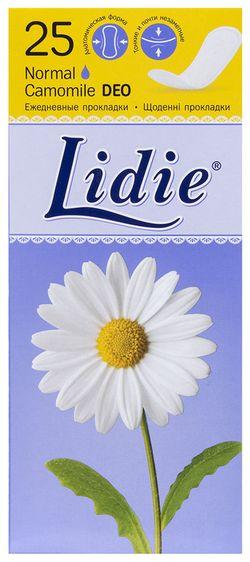 Ежедневные прокладки Lidie Deo, 25 шт.