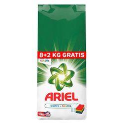 купить Порошок для стирки Ariel 4060 WHITE&COLOR 8+2 KG 3043 в Кишинёве