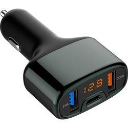 cumpără Accesoriu pentru aparat mobil Tellur TLL151171, Incarcator auto CCY4 în Chișinău
