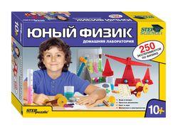 Юный физик. Домашняя лаборатория (Step Science), код 40731
