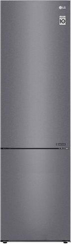 Frigider cu congelator jos LG GA-B509CLCL, 384L, 203cm, A+