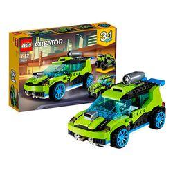 """LEGO Creator  """"Mașina de raliu super-rapidă"""", art. 31074"""