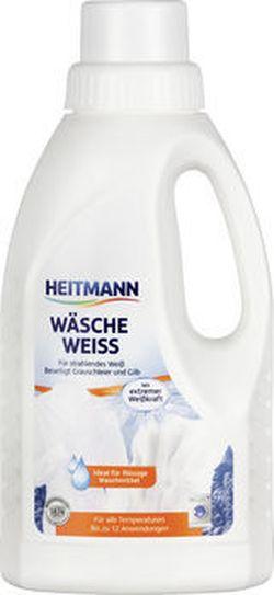 HEITMANN Înălbitor lichid pentru rufe albe, 500 ml