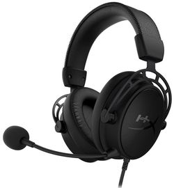 купить Наушники с микрофоном HyperX HX-HSCAS-BK/WW в Кишинёве