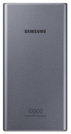 cumpără Acumulatoare externe USB Samsung EB-P3300 10K mAh, 25W Fast charge, PD 3.0 Dark Gray în Chișinău
