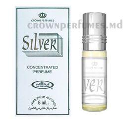 Масляные духи Silver | Сильвер