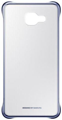 cumpără Husă telefon Samsung EF-QA510, Galaxy A5 2016, Clear Cover, Black în Chișinău