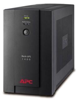 купить Источник бесперебойного питания APC 1400VA (BX1400UI) в Кишинёве
