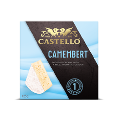 CASTELLO ™  Cascaval CAMAMBER 125 g.