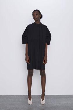 Платье ZARA Чёрный 0085/634/800
