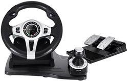 купить Рули для компьютерных игр Tracer Steering Wheel Roadster 4 in 1 в Кишинёве
