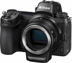 cumpără Aparat foto mirrorless Nikon Z7 + FTZ Adapter Kit în Chișinău