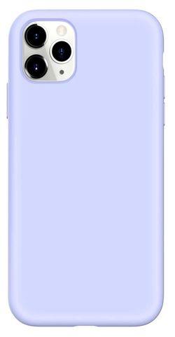 cumpără Husă pentru smartphone Helmet iPhone 11 Pro Lavender Liquid Silicone Case în Chișinău