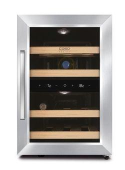 купить Холодильник винный Caso WineDuett 120 в Кишинёве