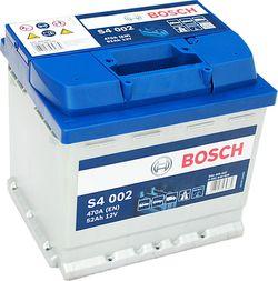 Аккумулятор Bosch Silver S4 002 (0 092 S40 020)