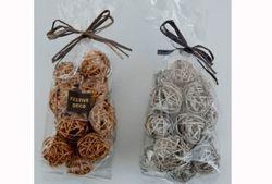 Набор шаров декоративных 15шт, 4cm