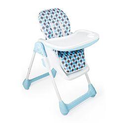 Scaun cu înălțime reglabilă, albastru, cod 41517