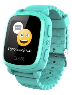 cumpără Ceas inteligent Elari KidPhone 2 Green (ELKP2GRNENG) în Chișinău