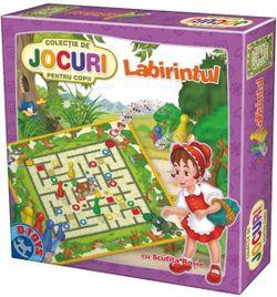 Joc de masă Labirintul, cod 41178