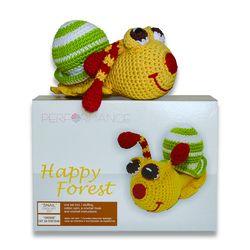 Set de creație Happy Forest, Melc