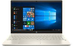 купить Ноутбук HP Pavilion 15-CS3075 Lunar Gold (27392) в Кишинёве