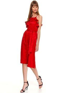 Платье TOP SECRET Красный ssu2850