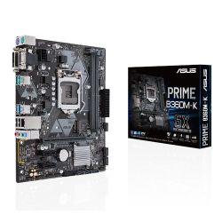 MB Asus PRIME B360M-K mATX