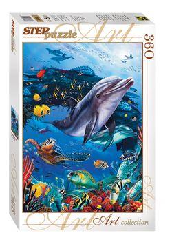 """Mozaic """"puzzle"""" 360 """"Lumea subacvatică"""", cod 40713"""
