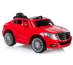 Машина на аккумуляторе Chipolino Mercedes Benz S CLASS red