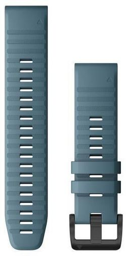 купить Аксессуар для моб. устройства Garmin QuickFit fenix 6 22mm Lakeside Blue Silicone Band в Кишинёве