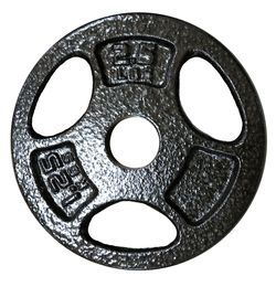 Disc din metal 1.25 kg d=30 mm DeG (1459)