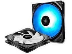 Carcasă ventilator Deepcool RF 140 - 2 în 1, 140x140x26mm, 19,8-24dBA, 64,13CFM, 500-1200RPM, PWM, RGB