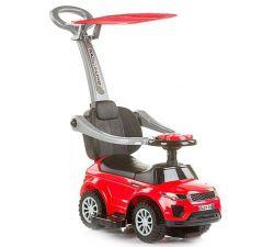 Машина c ручкой Chipolino RR Max red