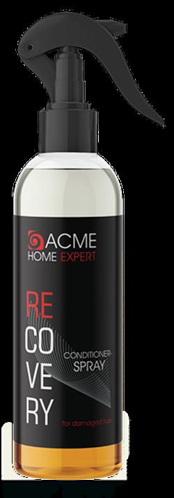 Spray-condiționer bifazic pentru păr deteriorat, ACME Home Expert, 250 ml., RECOVERY
