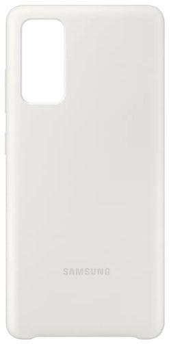 купить Чехол для моб.устройства Samsung EF-PG780 Silicone Cover White в Кишинёве