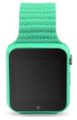 Smart ceas pentru copii Wonlex GW800S Green