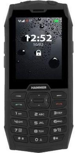cumpără Telefon mobil myPhone Hammer 4, Black în Chișinău