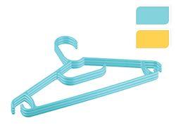 Набор вешалок детских Пластишка 3шт, 31.5X17cm