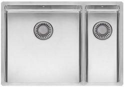 купить Мойка кухонная Reginox R27813 New York 40x40+18x40 в Кишинёве