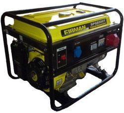 Генератор SPG 8500TE AC 220/380В 6 кВ Бензин FIRMAN