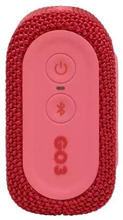Boxă portabilă JBL Go 3 Red