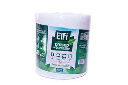 Бумажные кухонные полотенца ELFI 100 м 2 слоя 22х22 чм