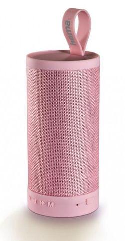 cumpără Boxă portativă Bluetooth Hama 173155 Tube, pink în Chișinău